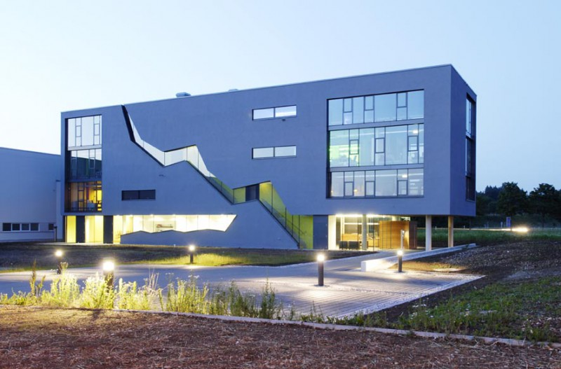 Verwaltungsgebäude in Gilching