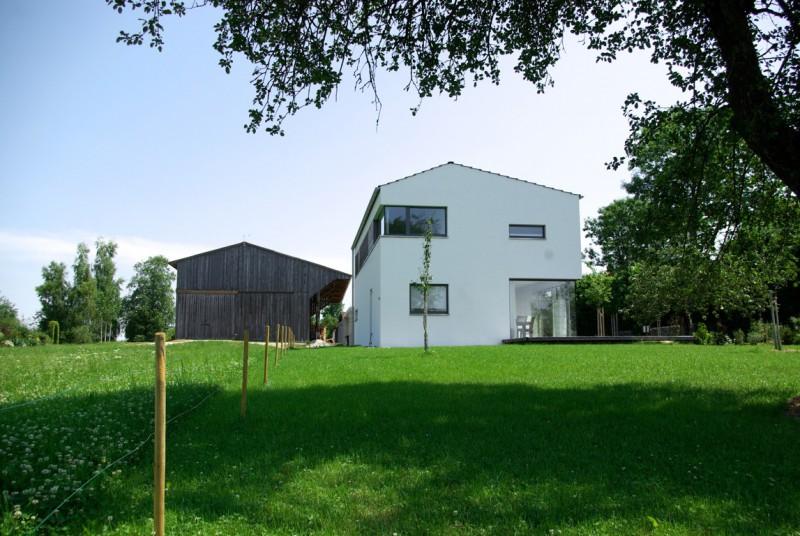 Wohnhaus in Pflaumdorf