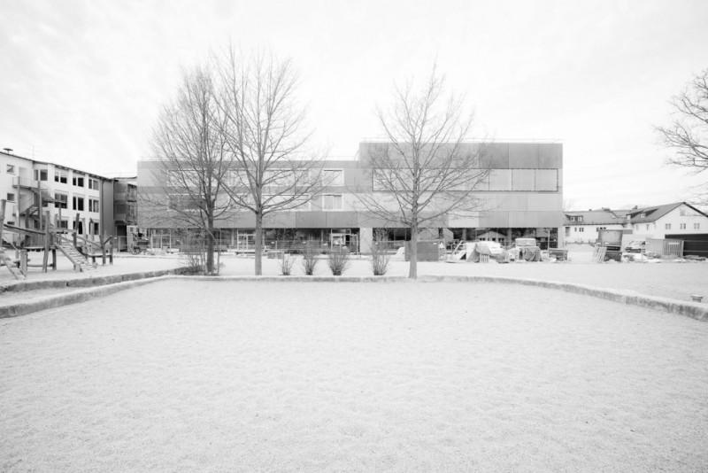 Erweiterung Grundschule Unterföhring