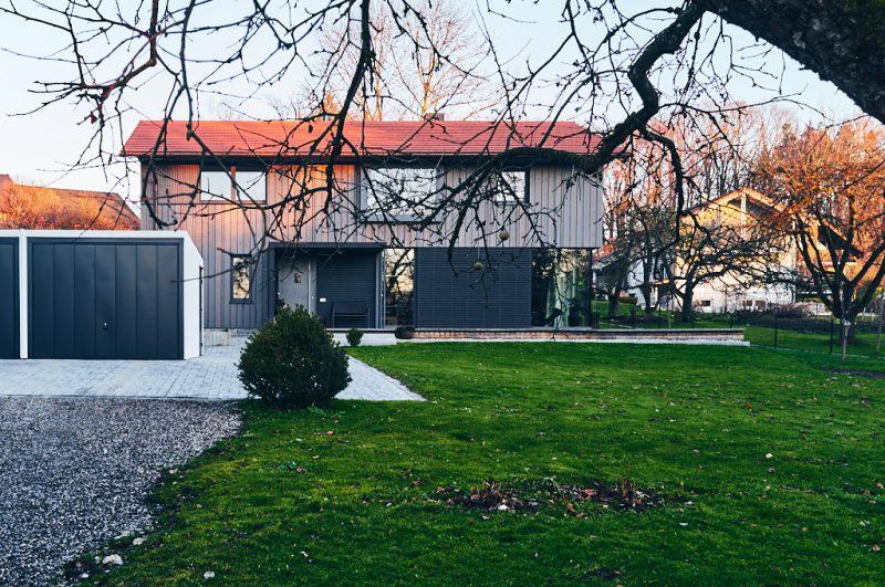 Wohnhaus in Langwied