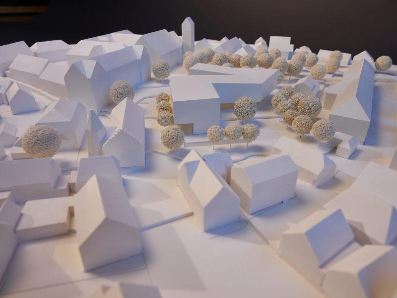 """Mehrfachbeauftragung Städtebauliche Entwicklung """"Schlossplatz-Areal"""" Bad Buchau"""